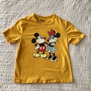 Disney Crop Top